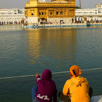 India 2013 Favourites - Golden Temple Amritsar - Home of the Sikhs