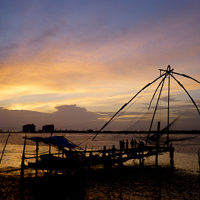 India 2013 Favourites - Fort Kochi - on the tourist route but a bit jaded these days.