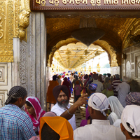 India 2013 The Story - Golden Temple Amritsar - Home of the Sikhs